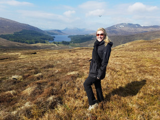 Adventure in the Highlands of Scotland