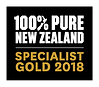 New Zealand Travel Agent Gold Certifid