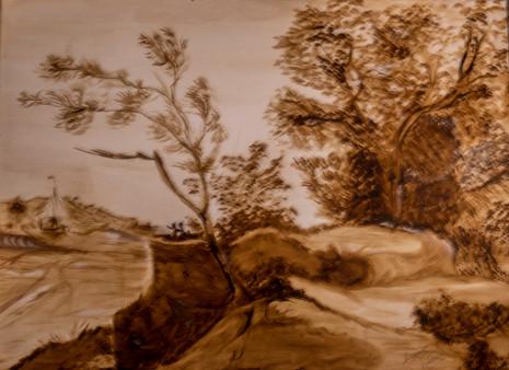"""""""Nature in Sepia"""""""