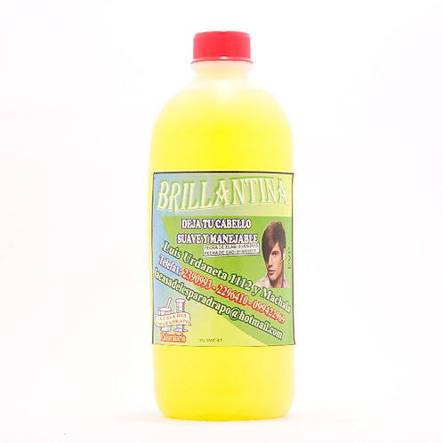 Brillantina Amarilla