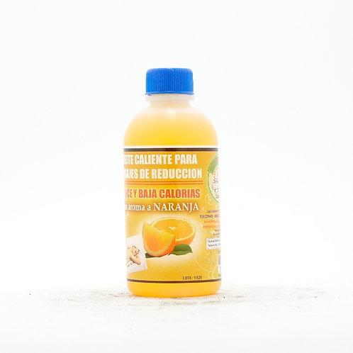 Aceite Caliente Naranja