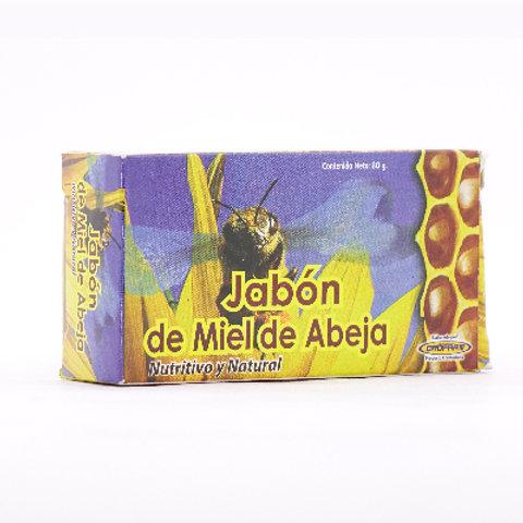 Jabon de Miel de Abeja