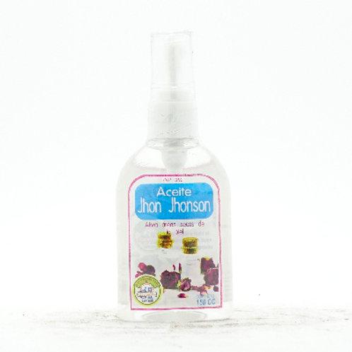 Aceite Jhon Jhonson