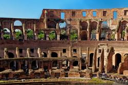 Voyages à Rome - Le Colisee