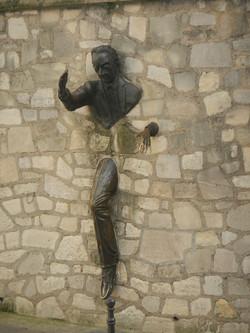 Paris, Le Passe muraille
