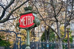 Paris, Métro parisien