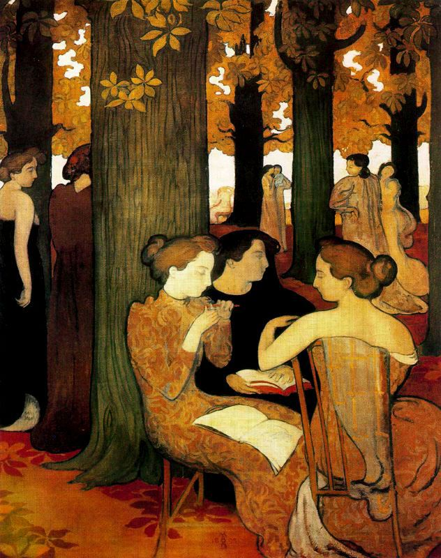 Maurice Denis, Muse