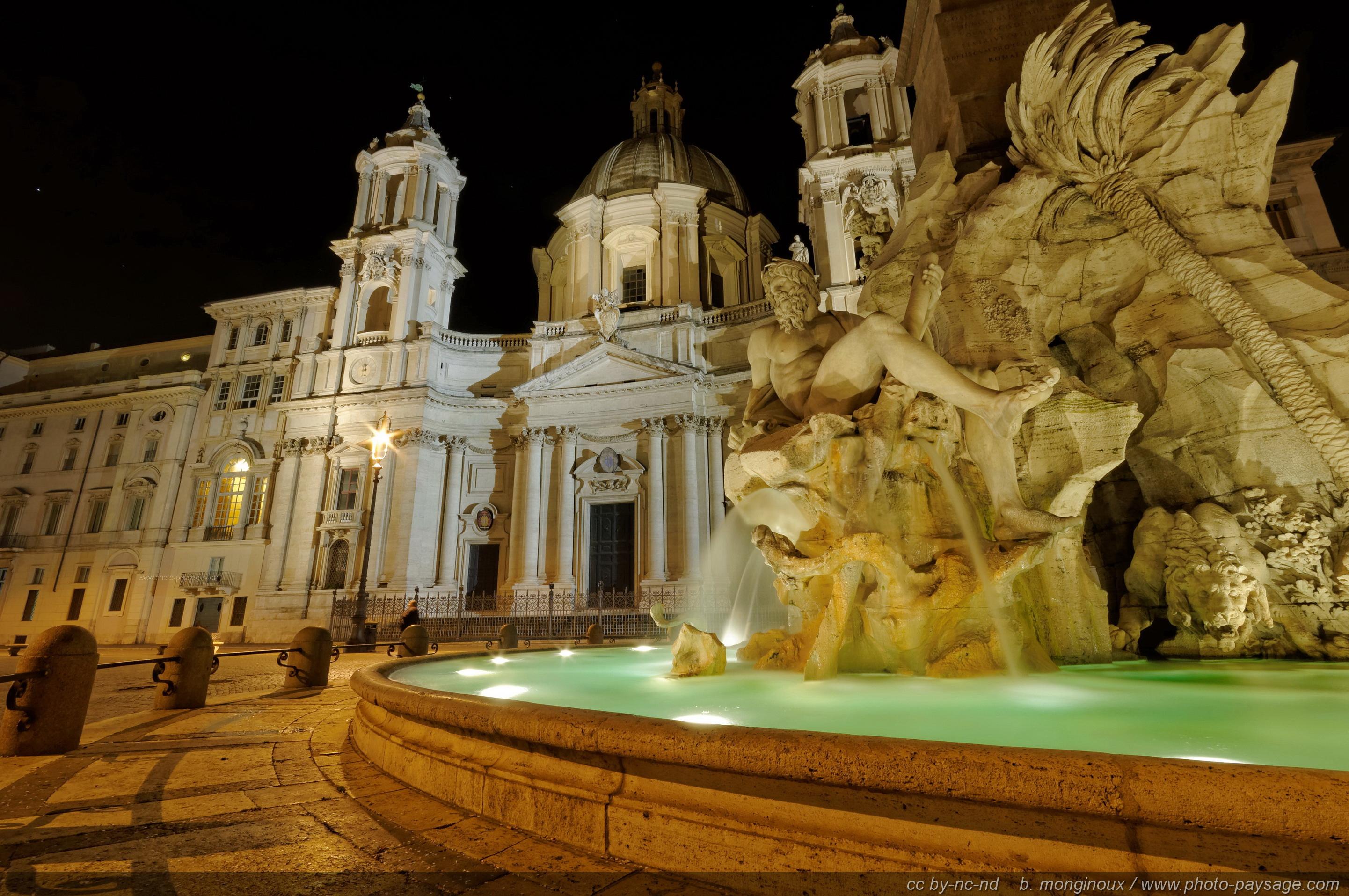 Voyages à Rome - Place-Navone