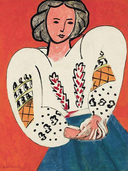 Matisse, comme un roman