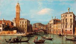 Canaletto, Place Saint Marc