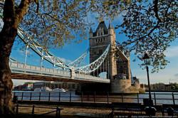 Voyages à Londres - Tower Bridge