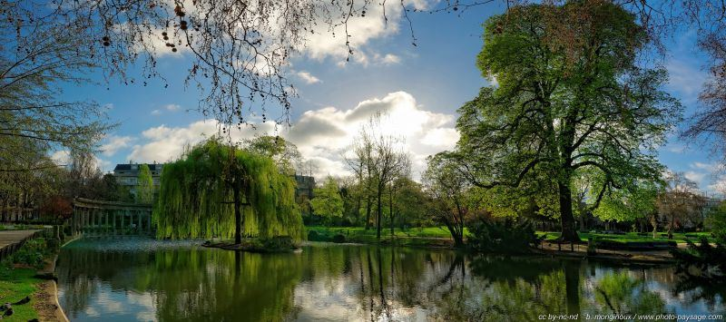 Accompagnements dans les parcs et jardins