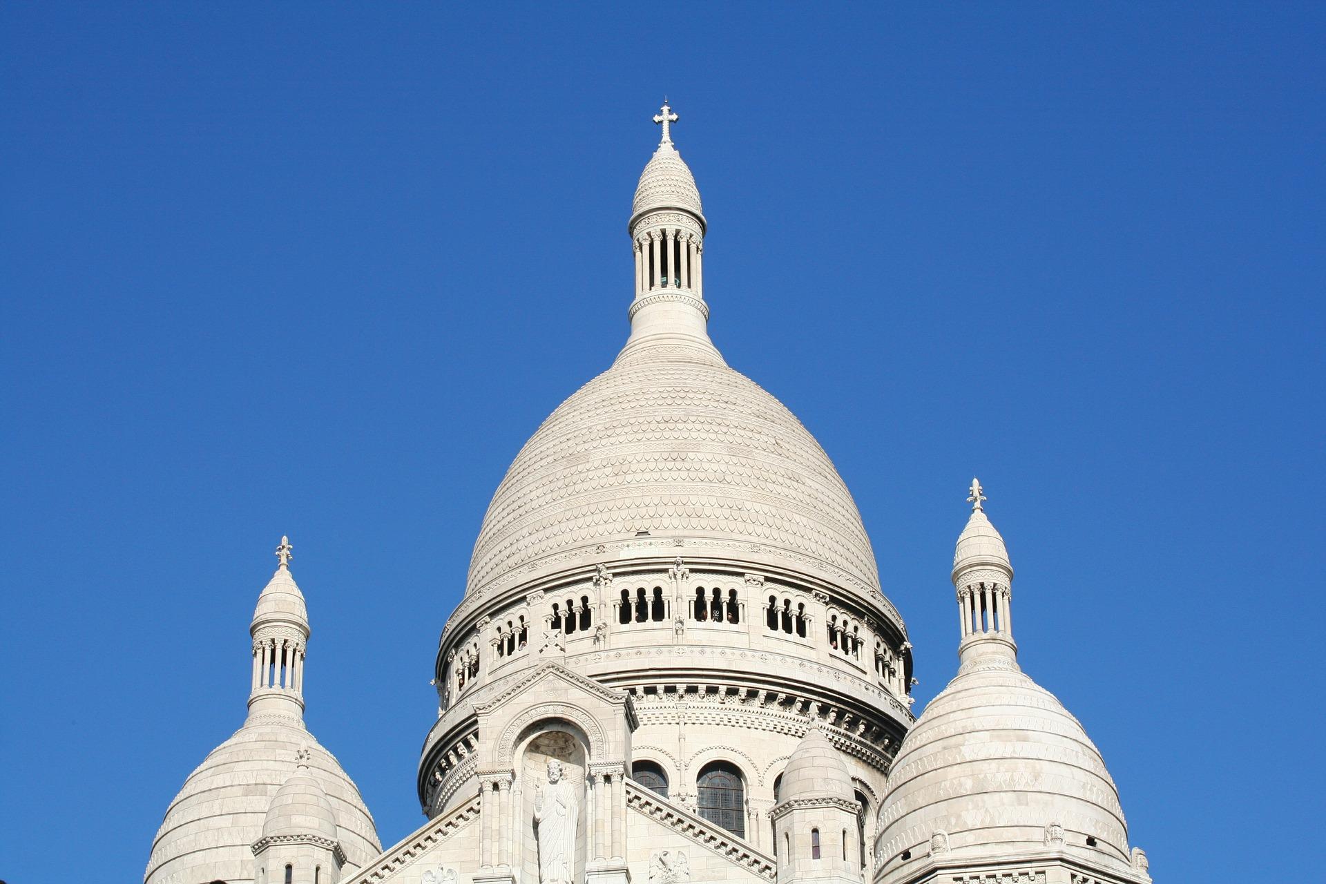 Paris, Le sacré coeur