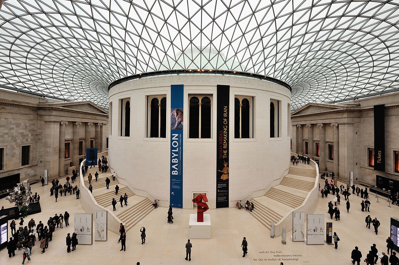Voyages à Londres - British museum