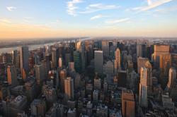 Voyages à New York - Vue de Manhattan