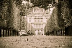 Paris, Jardin de Tuilleries