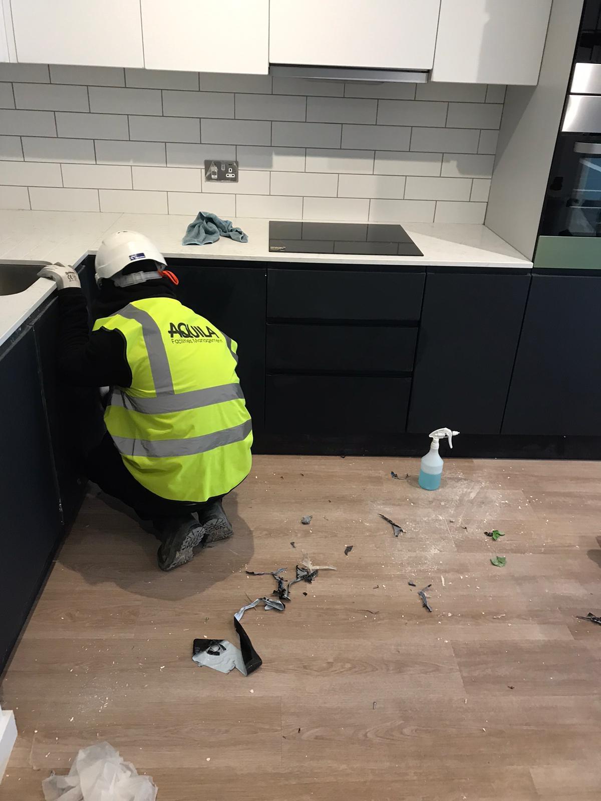 Builders & Sparkle Clean