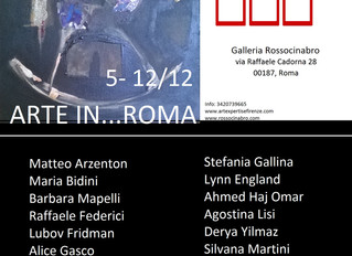 Exhibitions in Rome, Milan and London