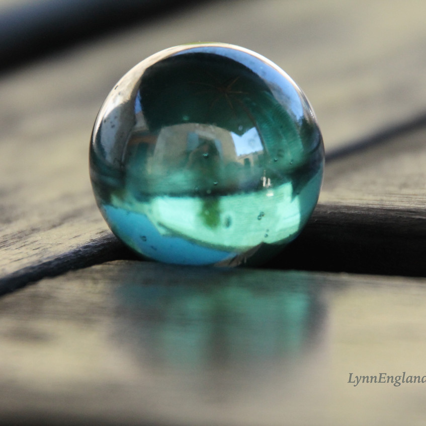 Studies in Glass Marble Watermarked