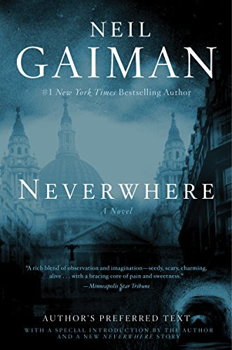 Book Review of Neverwhere by Neil Gaiman