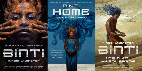 The Binti Trilogy by Nnedi Okorafor | Top 5