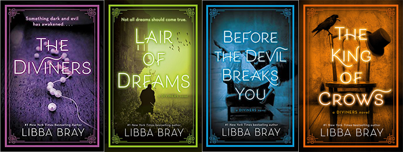 The Diviners by Libba Bray | Top 5