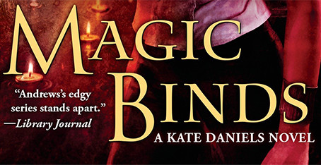 Magic Binds by Ilona Andrews | Book Review