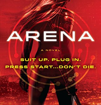 Arena by Holly Jennings | Book Review