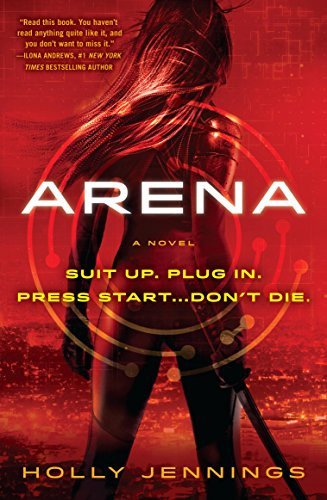 Arena by Holly Jennings - Book Review