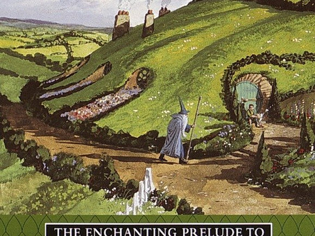 The Hobbit by J. R. R. Tolkien - Book Review