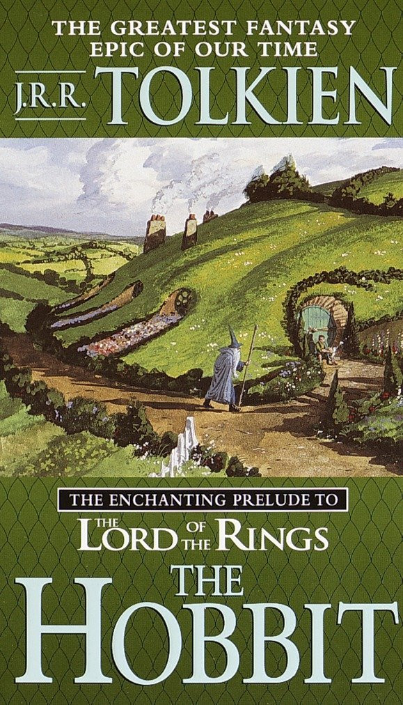 Book Review of The Hobbit by J. R. R. Tolkien