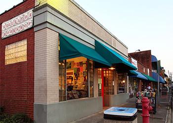 The Regulator Bookstore in Durham, NC