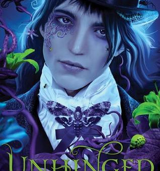 Unhinged by A. G. Howard | Book Review