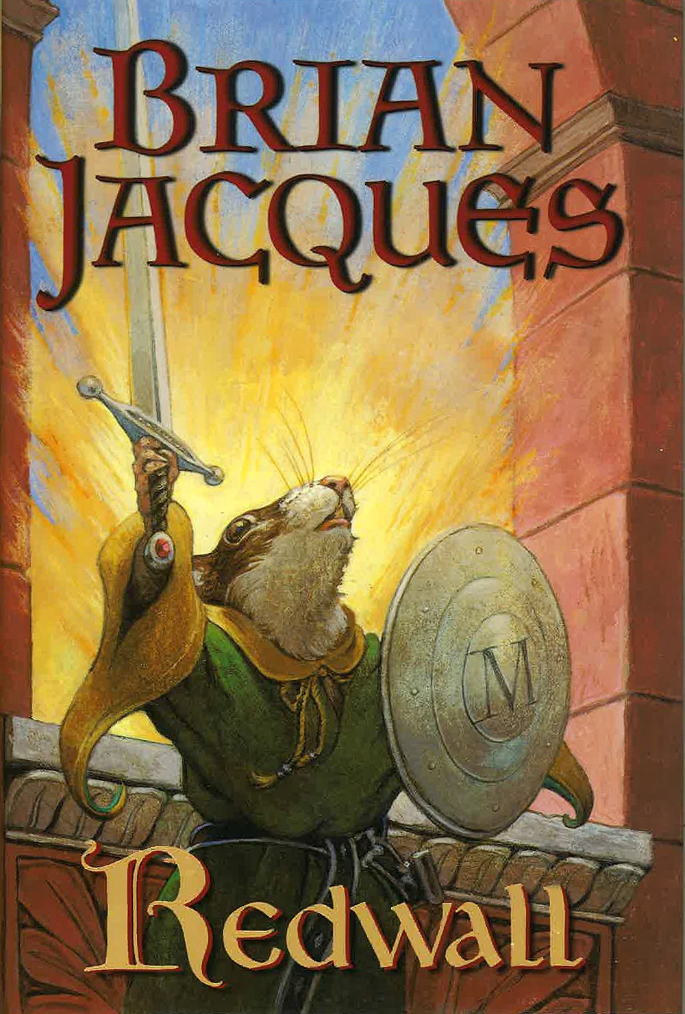 Book Review - Redwall by Brian Jacques