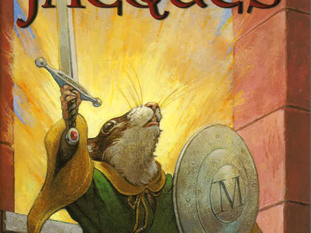 Redwall by Brian Jacques | Book Review