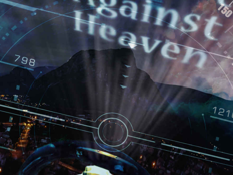 The Plot Against Heaven by Mark Kirkbride | Book Tour