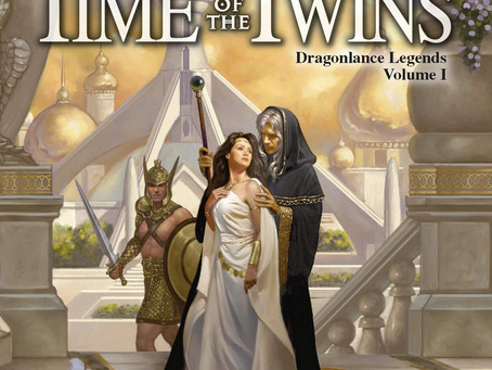 Time of the Twins by Margaret Weis and Tracy Hickman | Book Review