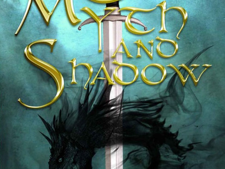Of Myth and Shadow by Matthew S. Cox   Book Tour