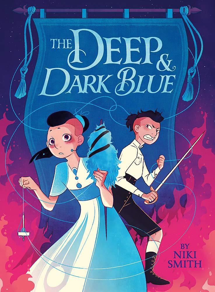 The Deep & Dark Blue by Niki Smith | Top 5