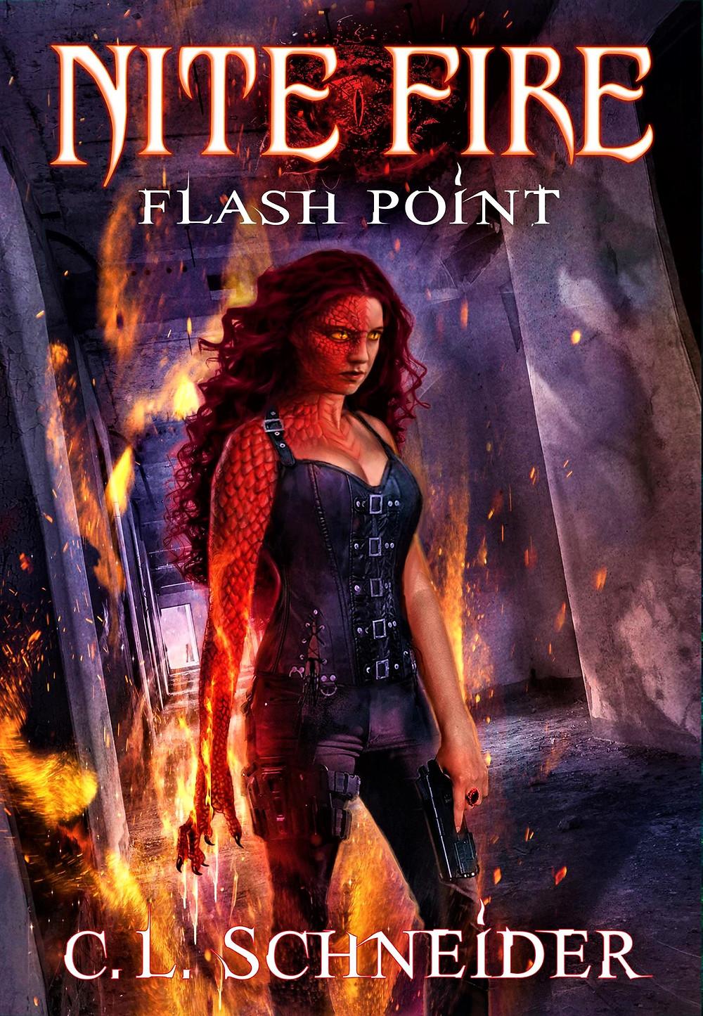 Book Review - Flash Point by C. L. Schneider