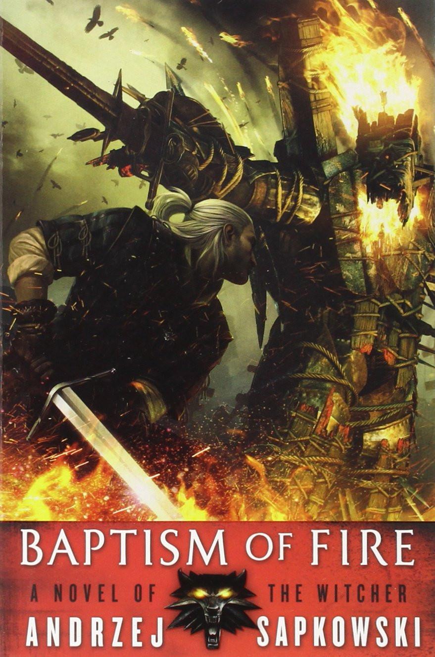 Baptism of Fire by Andrzej Sapkowski - Book Review