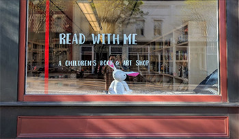 Read With Me Children's Book and Art Shop