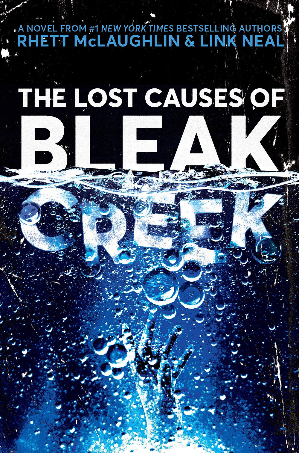 The Lost Causes of Bleak Creek by Rhett McLaughlin & Link Neal | Book Review