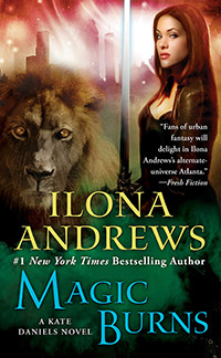 Magic Burns by Ilona Andrews | Book Review