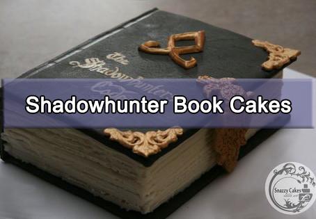 Shadowhunter Book Cakes | Book Talk