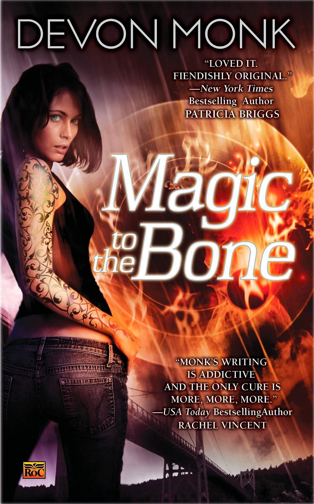 Magic to the Bone by Devon Monk | Book Review