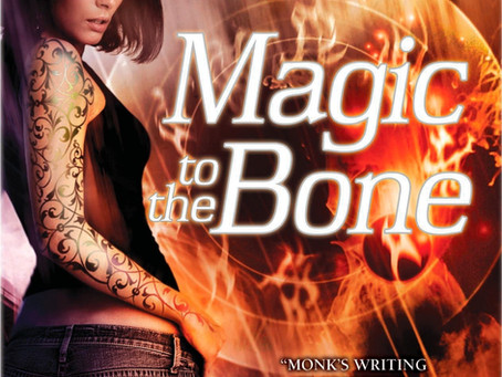 Magic to the Bone by Devon Monk | Book Review
