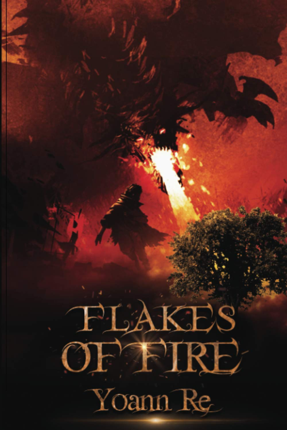 Book Review - Flakes of Fire by Yoanna Re