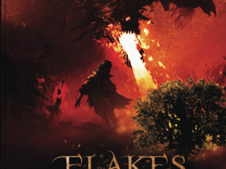 Flakes of Fire by Yoann Re | Book Review
