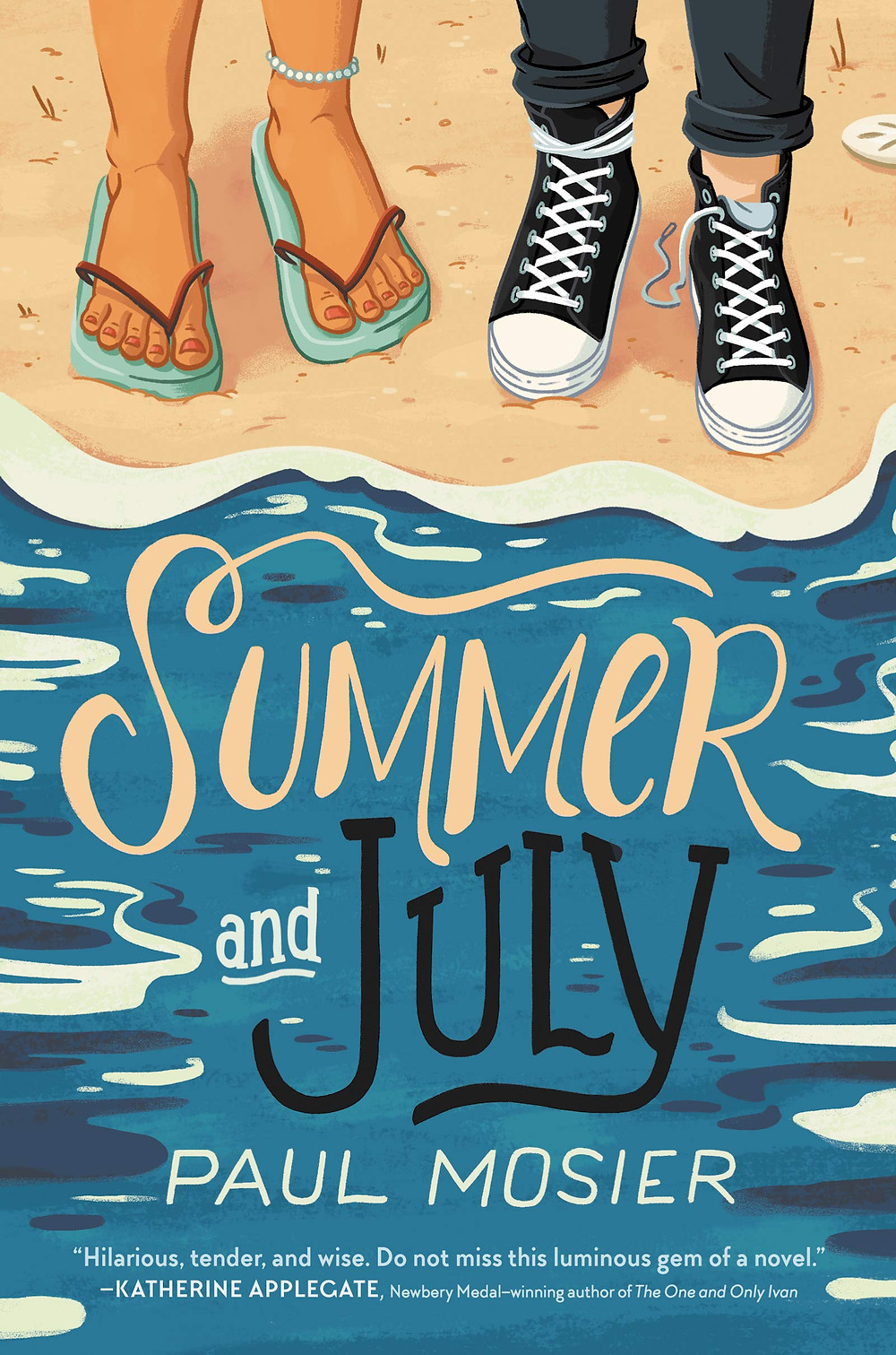 Summer and July by Paul Mosier